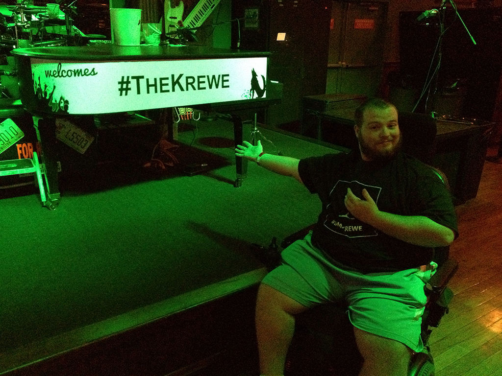 #TheKrewe Sunday Meet 'N Greet 2012