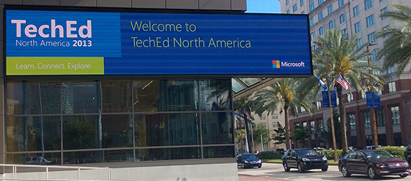 Welcome_TechEd