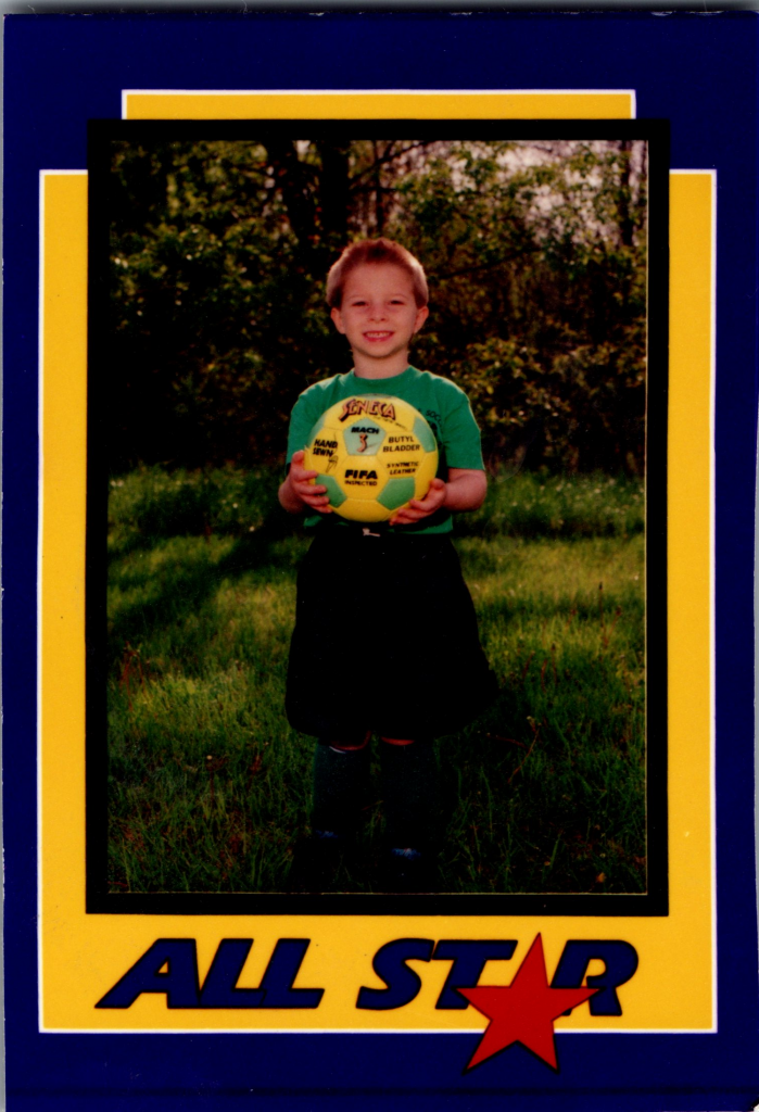 Soccer picture of Matt