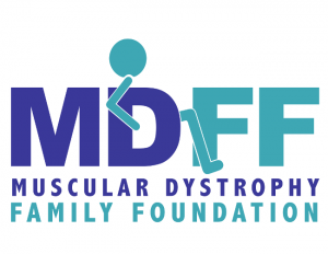 Muscular Dystrophy Family Foundation Logo